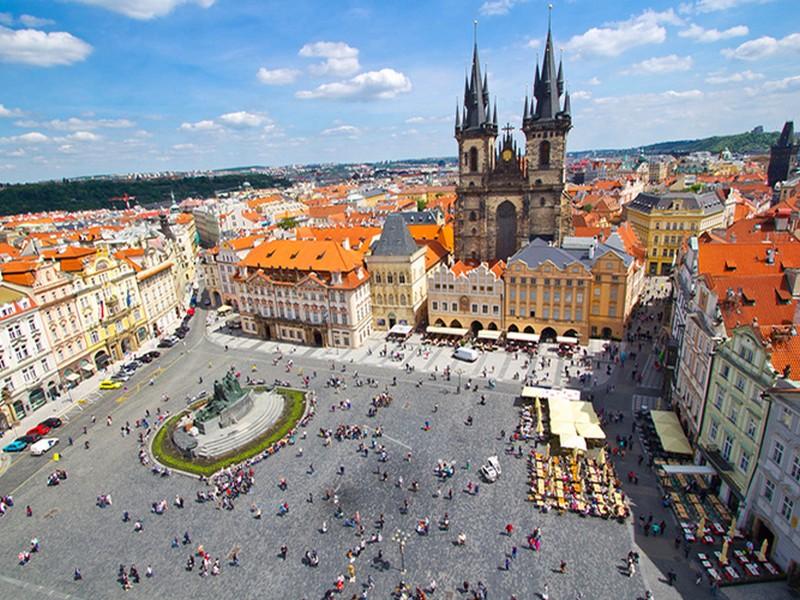Wetter Prag Online